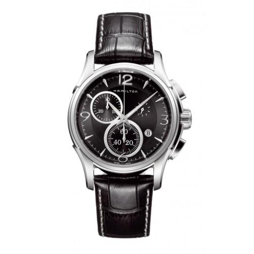 Hamilton Jazzmaster Chrono Quartz watch H32612735