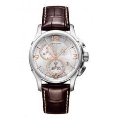 Hamilton Jazzmaster Chrono Quartz watch  H32612555