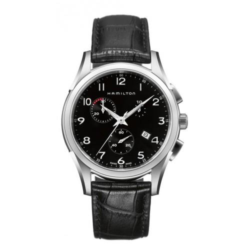 Hamilton Jazzmaster Thinline Chrono watch H38612733