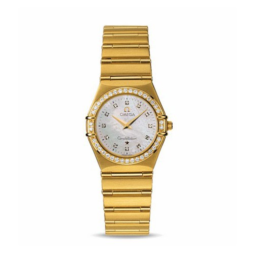 Omega Constellation gold 11777500 Ms