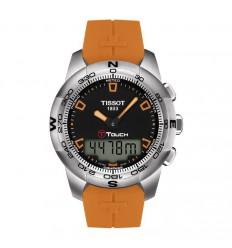Reloj Tissot T-Touch II Naranja T0474201705101