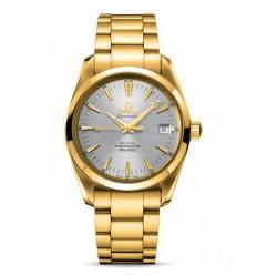 Omega Seamaster Aqua Terra 21033000 gold