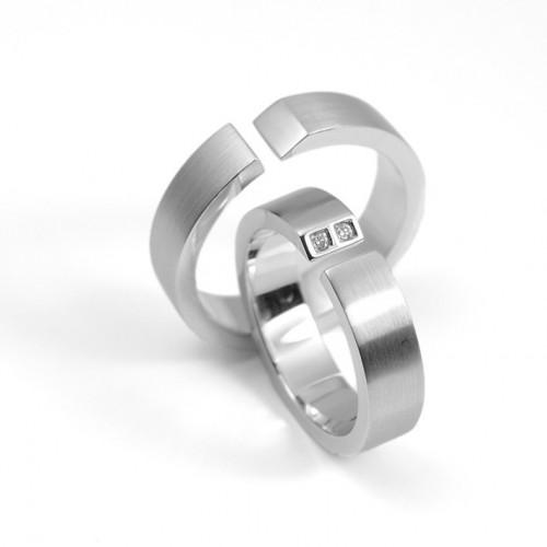 Wedding 81600 alliances-BL