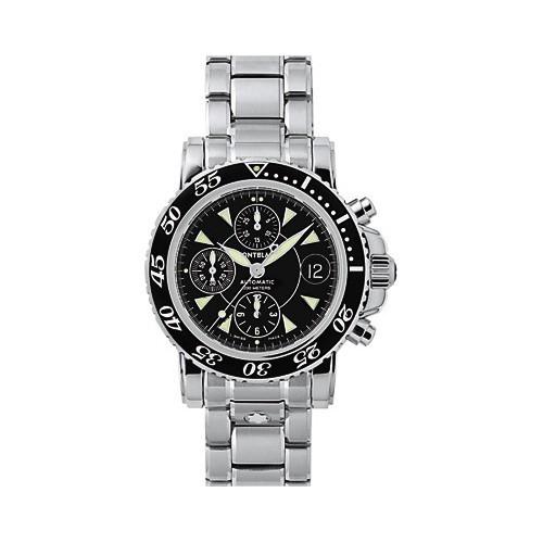 MONTBLANC Sport Chronograph watch automatic 03273