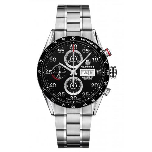 Tag Heuer Carrera  Watch Calibre 16 Day-Date CV2A10.BA0796