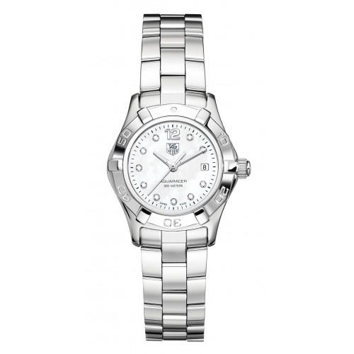 Tag Heuer Aquaracer watch Ladies diamond WAF1415.BA0824