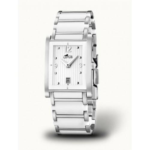Lotus ceramic watch 15585/1