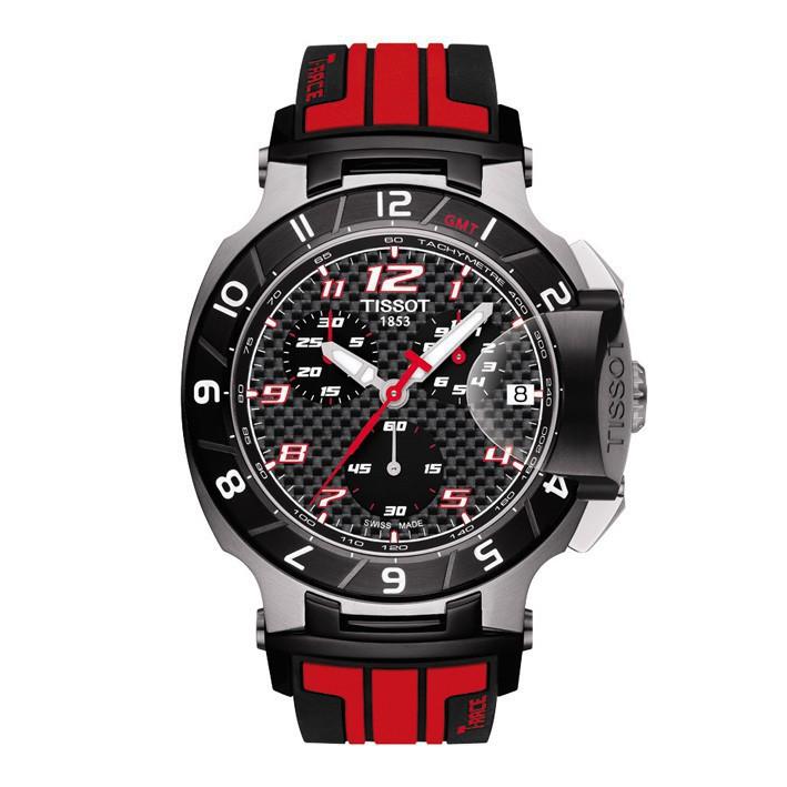 Tissot watch. Limited edition T-Race. MotoGP 2014. T0484172720701