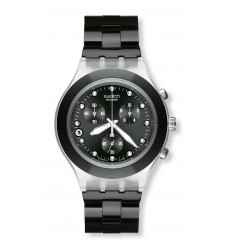 Swatch Full-Blooded Night Chrono SVCK4035AG