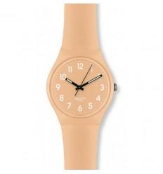 Plastic watch Swatch Original Gent Shiny Moccasin GT104