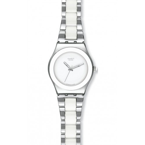 Swatch Irony Medium watch TRESOR BLANC YLS141GC