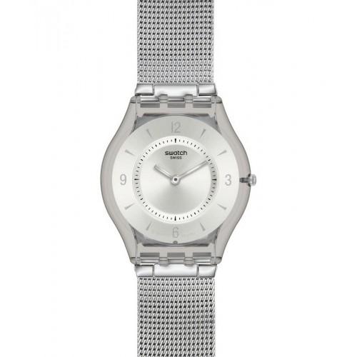 Swatch Skin watch Metal Knit SFM118M