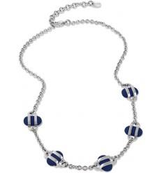 Swatch necklace Blue Teaster JPS026-U