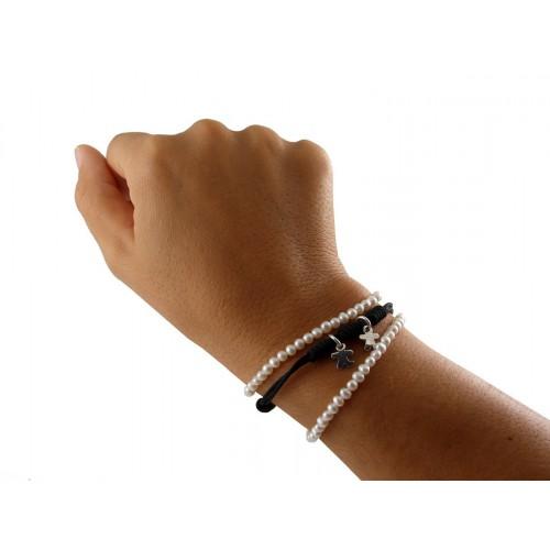 BR601P01 pearl bracelet