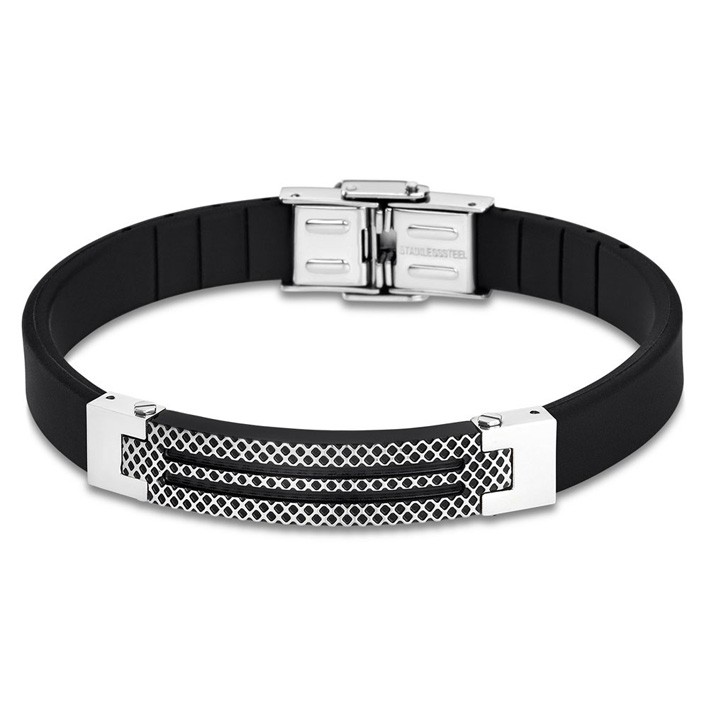 Bracelet for men rubber
