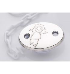 Pacifier clip Piti. 212003