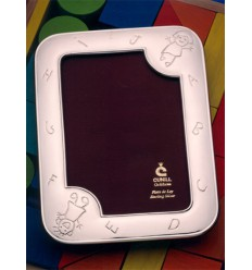 Digital photo frame silver PITI 238734