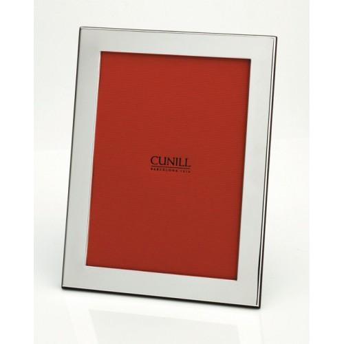Digital photo frame silver smooth 238950