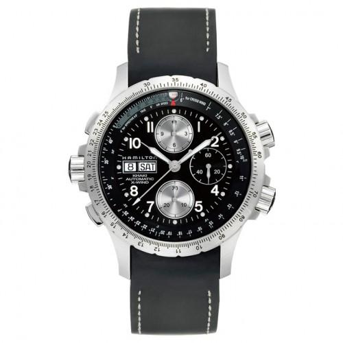 Hamilton khaki X-Wind Automatic watch H77616333