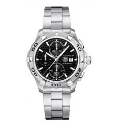 Tag Heuer Aquaracer watch Calibre 16 CAP2110.BA0833