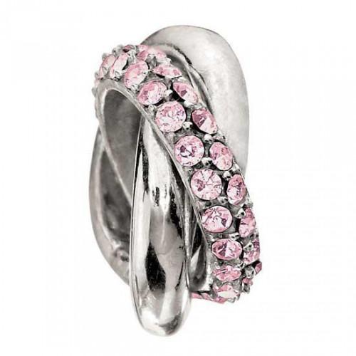Beading RINGS pink. 2083 - 0130
