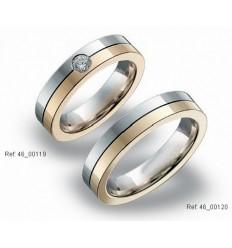 Wedding alliances 46/00120
