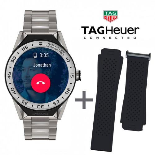 Bundle Offer Tag Connected Modular SBF8A8014.10BF0608 + Rubber strap