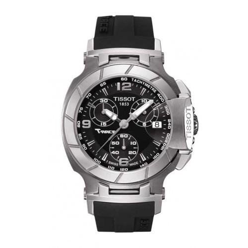 Tissot T-Race Lady watch black T0482171705700