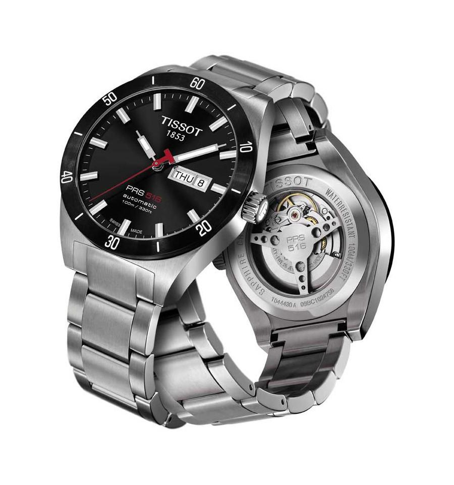 Comprar Reloj Tissot Prs 516 Autom 225 Tico T0444302105100