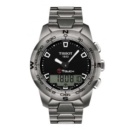 Tissot T-Touch II watch T0474201105100