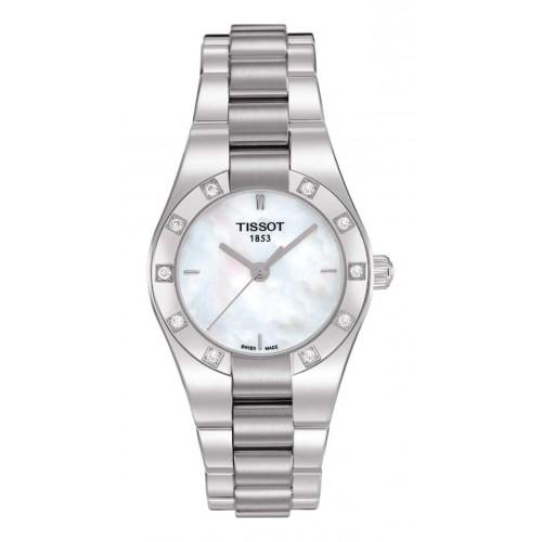 Tissot Glam Sport watch T0430106111100
