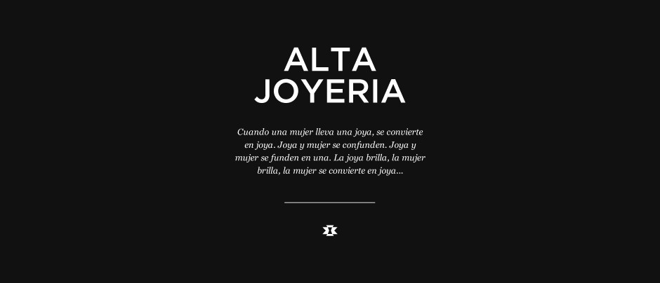 ALTA JOYERÍA