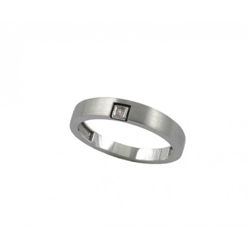 Ring gold communion white 79305-AK