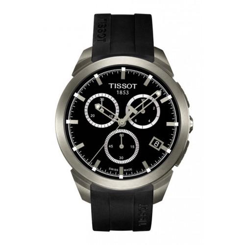 Tissot t-sport Titanium watch T0694174705100