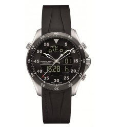 Hamilton flight Timer watch H64554331