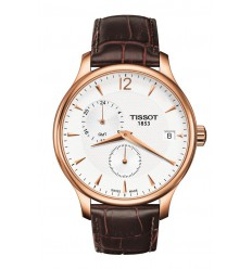 Tissot Tradition watch (GMT) T0636393603700