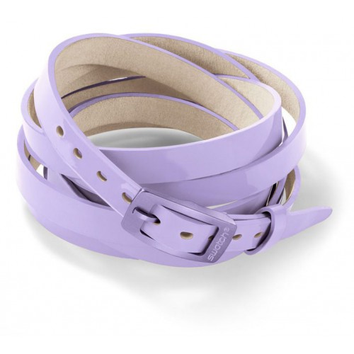 Swatch Colour code purple bracalet JBV011-U