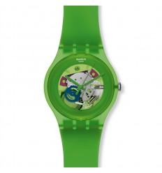 Swatch New Gent Green Lacquered gz267