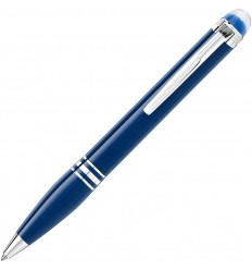 Montblanc StarWalker Blue Planet Precious resin ballpoint pen 125292