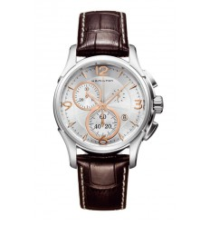 Hamilton Jazzmaster Chrono Quartz watch H32612555