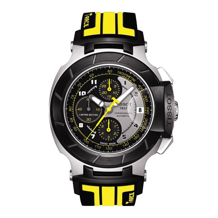 tissot t race limited edition motogp 2012 automatic. Black Bedroom Furniture Sets. Home Design Ideas