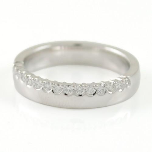 Alliance white gold and diamonds A5489