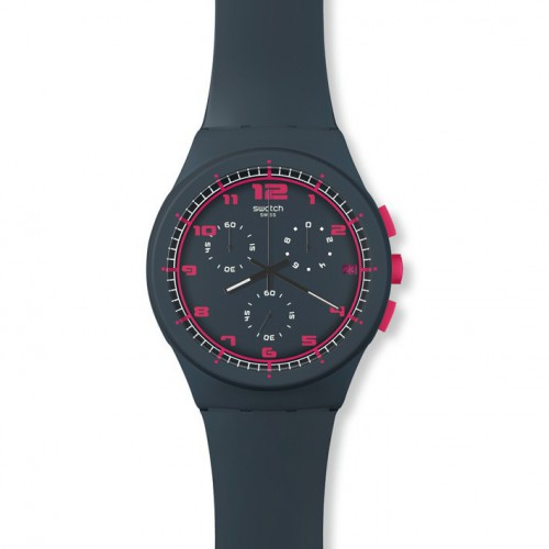 Swatch Chrono Plastic to the Touch of Fuchsia SUSA400