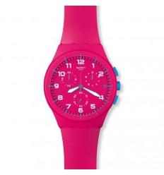 Swatch Chrono Plastic Pink Frame SUSR401
