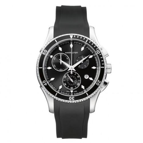 Hamilton Jazzmaster Seaview watch Chrono H37512331