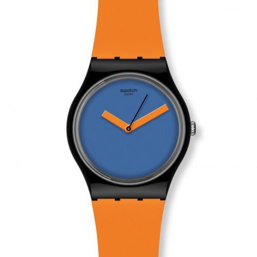 Swatch Original Gent Orange ' n Petrol GB268