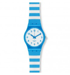 Swatch Original Lady Blue Tracks LS113