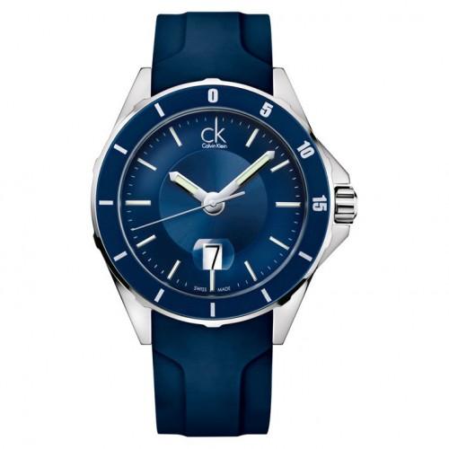 Calvin Klein watch CK blue Play K2W21TZX