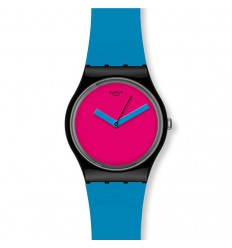 Swatch Original Gent Cobalt'n Pink GB269