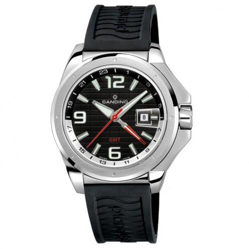 Candino Solar Planet GMT watch C4451/3